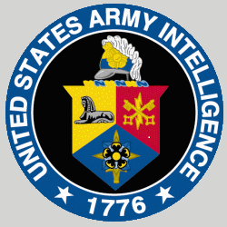 Coat of arms (crest) of the Office of the Deputy Chief of Staff Intelligence (G-2), US Army