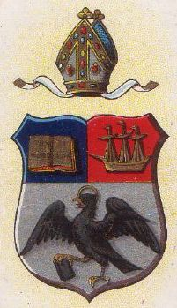 Arms (crest) of Diocese of Liverpool
