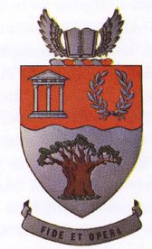 Coat of arms (crest) of University of the North