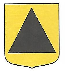 Coat of arms (crest) of the 123rd Company, 12th Motorized Rifle Battalion, Swedish Army