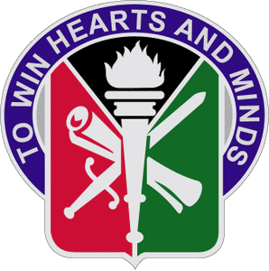Arms of 403rd Civil Affairs Battalion, US Army