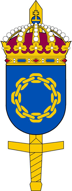 Coat of arms (crest) of the Defence Forces Human Resources Center, Sweden