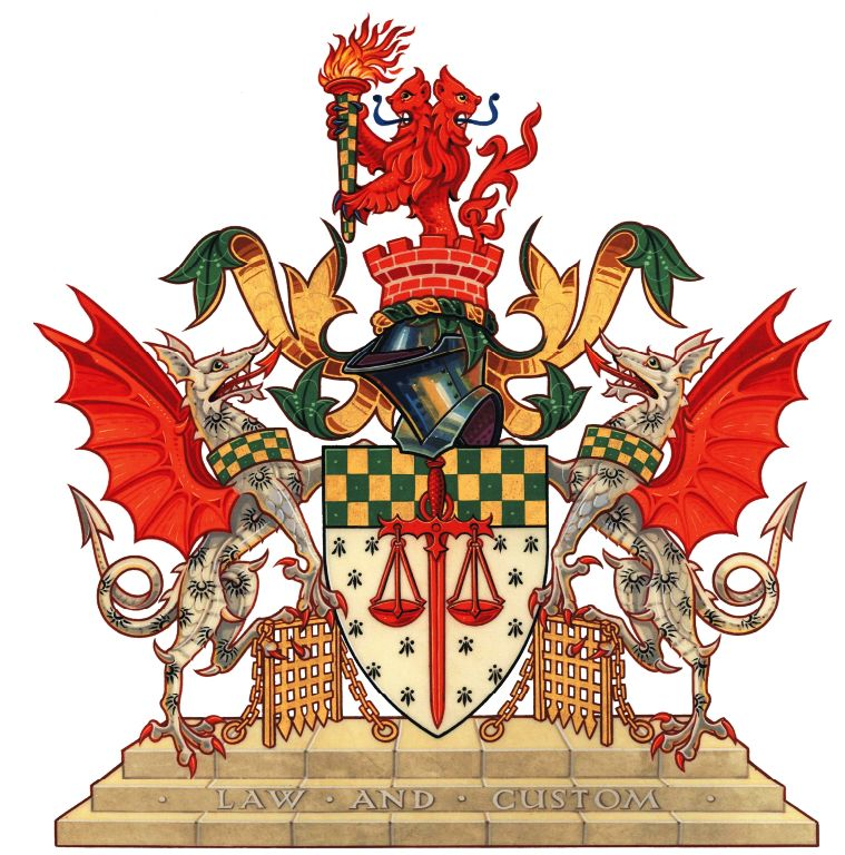 Arms of Worshipful Company of Arbitrators