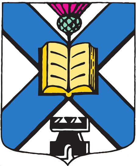 Arms of University of Edinburgh