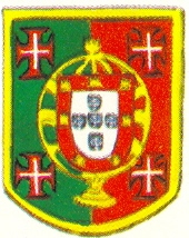 Coat of arms (crest) of the Portuguese Volunteers
