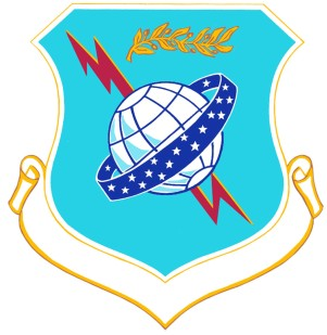 Coat of arms (crest) of the 19th Air Division, US Air Force