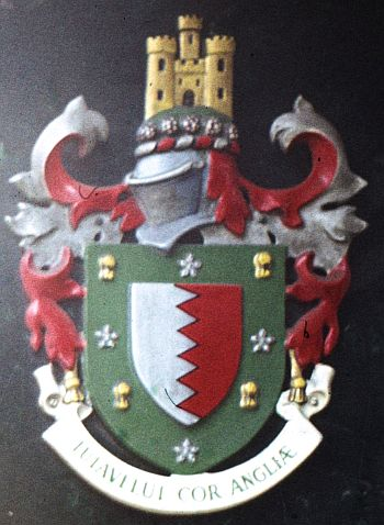 Arms of Hinckley and Country Building Society