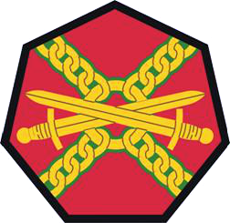 Arms of US Army Installation Mangement Commmand