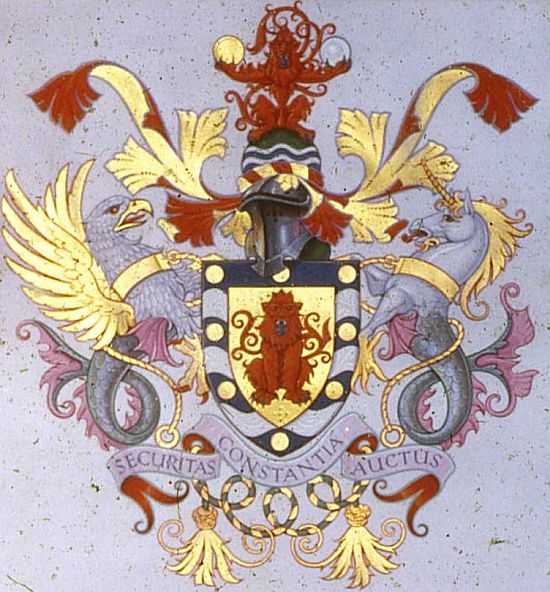 Arms of Bank of Bermuda