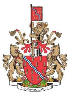Arms of Greater Manchester Fire and Civil Defence Authority