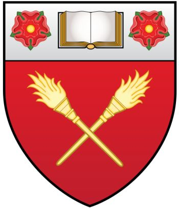 Arms (crest) of Harris Manchester College (Oxford University)