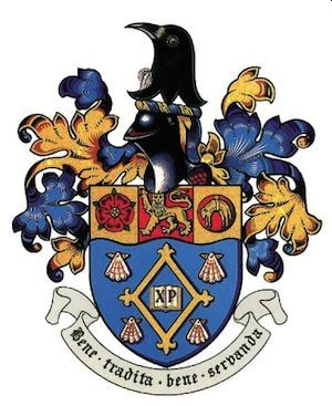 Coat of arms (crest) of Christ's College (Christchurch)
