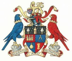 Arms of Chartered Institute of Building
