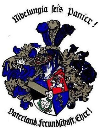 Arms of Landsmannschaft Nibelungia Marburg