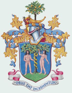Arms of Worshipful Company of Fruiterers
