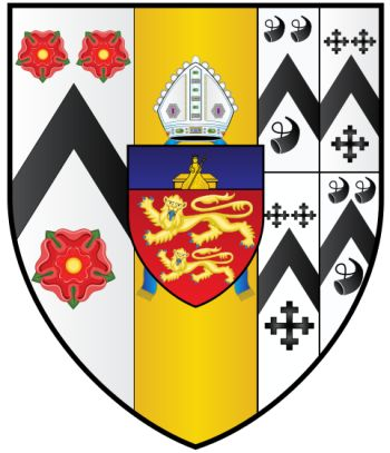 Arms (crest) of Brasenose College (Oxford University)
