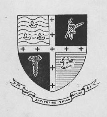 Coat of arms (crest) of St. Luke's School