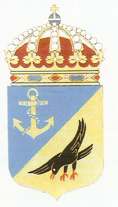 Coat of arms (crest) of the The Gullmar Base, Swedish Navy