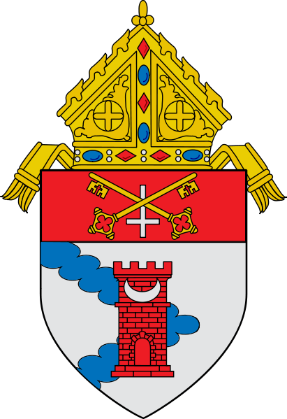 Arms (crest) of Archdiocese of Kansas City in Kansas