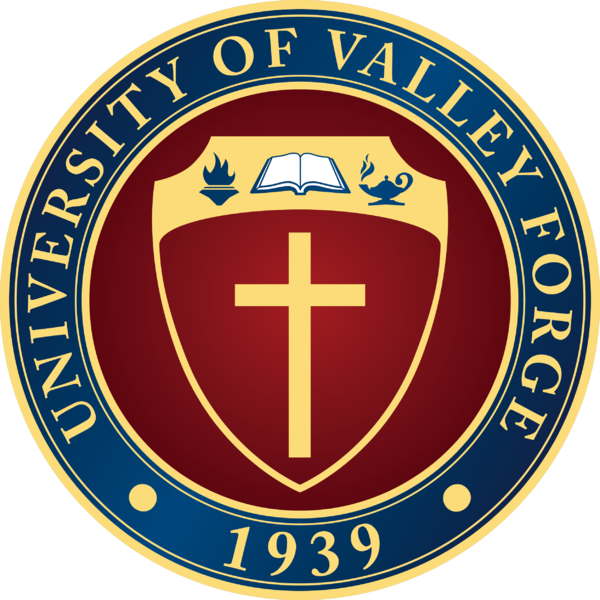 Arms (crest) of Valley Forge University