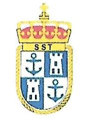 Coat of arms (crest) of the Naval Staff, Norwegian Navy