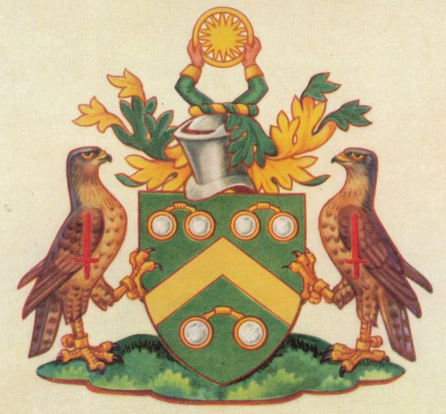 Arms of Worshipful Company of Spectacle Makers
