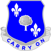 Arms of 359th (Infantry) Regiment, US Army