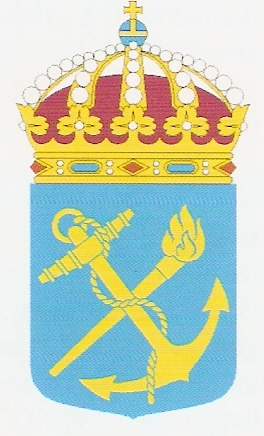Coat of arms (crest) of the Naval Schools, Swedish Navy