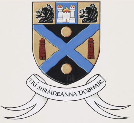 Arms of Dublin Docklands Development Authority