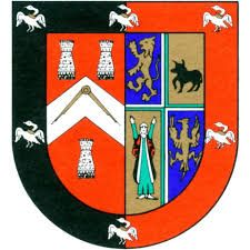 Arms of Provincial Grand Lodge of Buckinghamshire