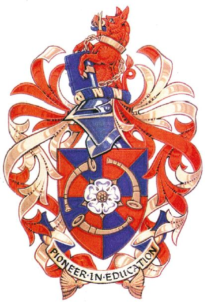Arms (crest) of Bradford College