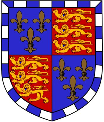 Arms (crest) of Christ's College (Cambridge University)