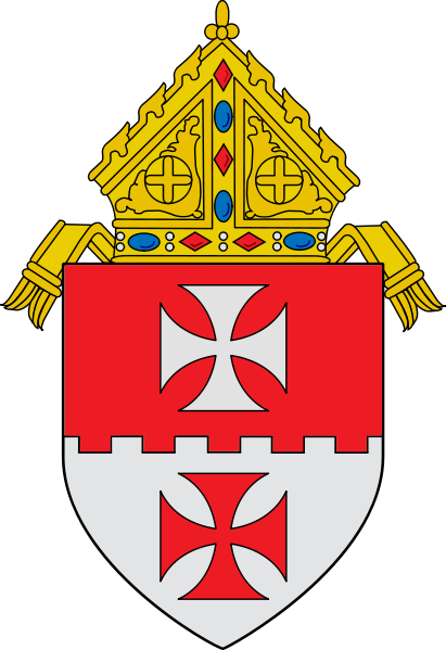 Arms (crest) of Diocese of Cheyenne