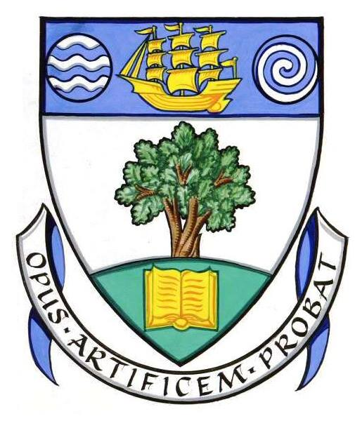 Arms (crest) of James Watt College