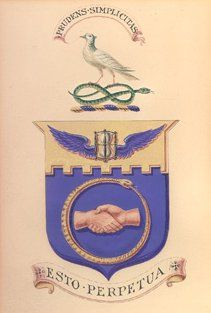 Arms of the Amicable Society