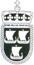 Coat of arms (crest) of the Frigate KNM Helge Ingstad (F313), Norwegian Navy