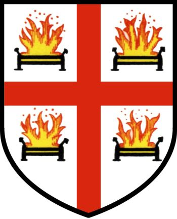 Coat of arms (crest) of Queen Elizabeth College (University of London)