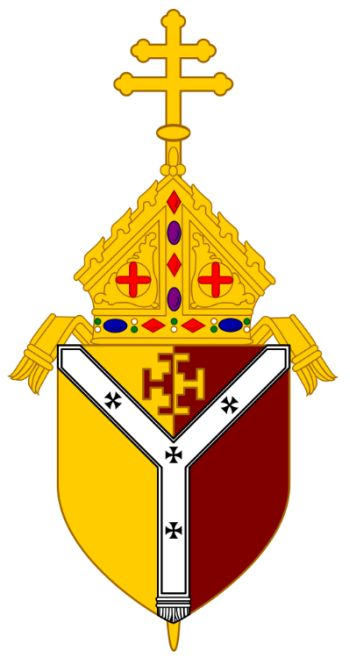 Arms (crest) of Archdiocese of Birmingham