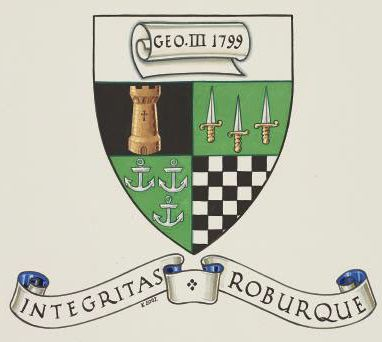 Arms of Dublin Stock Exchange