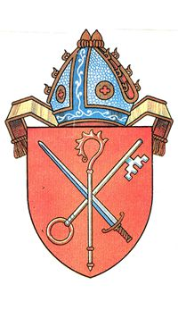 Arms of Diocese of Rockhampton