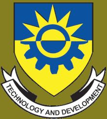Coat of arms (crest) of Namibia University of Science and Technology