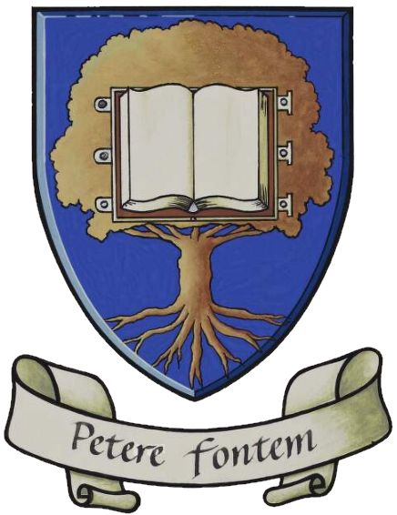 Arms of Association of Professional Genealogists of Ireland