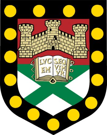 Arms of University of Exeter
