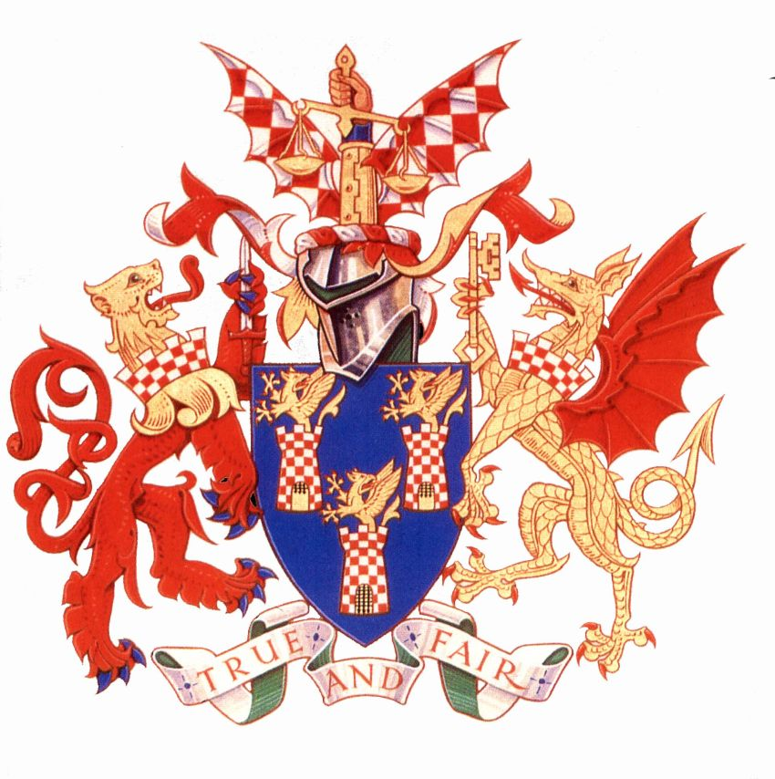Arms of Worshipful Company of Chartered Accountants in England and Wales