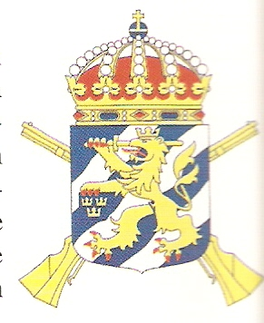 Coat of arms (crest) of the 15th Infantry Regiment Älvsborg Regiment, Swedish Army