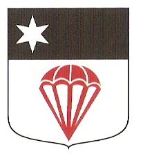 Coat of arms (crest) of the Special Parachute Unit, Sweden