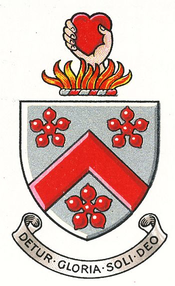 Arms (crest) of Dulwich College