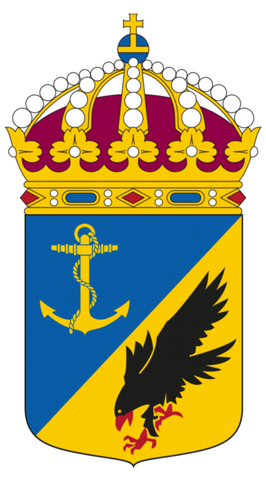 Coat of arms (crest) of the 44th Diving Squadron, Swedish Navy