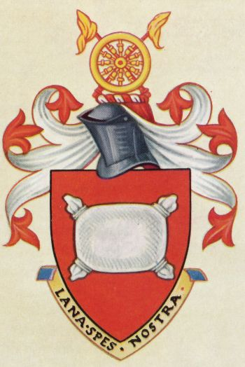 Arms of Worshipful Company of Woolmen