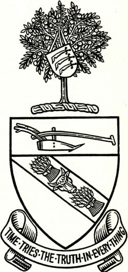 Arms of Essex Institute of Agriculture